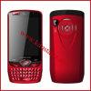 SIM dual teléfono Qwerty Y300 del telclado numérico de la pantalla táctil de 2.8 pulgadas