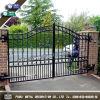 Decoraitiveの錬鉄の私道のゲート