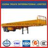 De pieu de frontière de sécurité de cargaison en bloc de transport remorque semi à vendre