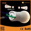 Linternas que acampan colgantes al aire libre del bulbo de la luz 6+1 LED de la tienda de la lámpara que acampan