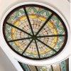 Bunter Hauptgroßhandelsaufbau-kundenspezifische Buntglas-Mosaik-Abdeckung-Decke