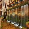 Cortina d'acqua della parete di Digitahi