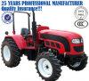 Trator agrícola 40HP Tração em quatro rodas Trator de terra firme 4 * Tração de 4 rodas