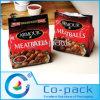 Bolso preparado del empaquetado plástico del alimento