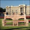 De Marmeren Bank van de tuin, de Marmeren Lijst van de Steen (gs-tb-005)