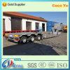 De afneembare Gooseneck VoorAanhangwagen van het Bed van de Lading Lagere met Concave Straal