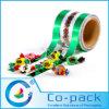 Película plástica del animal doméstico para el acondicionamiento de los alimentos