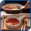 Vaschetta di cottura del piatto del grafico a torta del rivestimento di ceramica