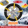 Ce Certified New Design Tire Chains Correntes de neve