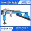 CNC van de brug de Scherpe Machine van het Staal van Oxygas van het Plasma