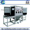 Máquina manual do Sandblasting da posição dobro do trabalho (2010A-2)