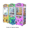 Горячая продавая машина когтя игрушки торгового автомата крана для парка атракционов (ZJ-CG17)