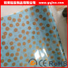 アイボリーの高い光沢のある無地の膜PVCホイル