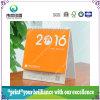 De Kalender van de Lijst van de Druk van de Compensatie van het met een laag bedekte Document