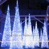 Grosse im Freien Weihnachtslichter der Dekoration-LED