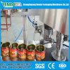 Plastic Frisdrank/het Vullen van het Blik van het Sodawater Machine