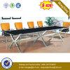 L形熱い販売法のオフィス用家具のメラミン事務机(NS-GD060)