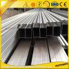 Profil en aluminium anodisé d'extrusion d'OIN 9001