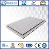 Los paneles de aluminio del material compuesto del metal