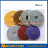 Diamond Wet Buffing Polishing Pad para Pavimento Stone Granite Marble