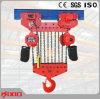 Modelo nuevo equipo de elevación eléctrico del alzamiento de cadena de 50 toneladas