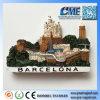 Imán del refrigerador de Barcelona de la alta calidad