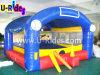 Arena inflável do basebol do atirador do basebol para o carnaval