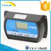 regolatore solare della carica di 12V/24V 20A per l'indicatore luminoso di via solare con la temperatura di funzionamento del USB della visualizzazione dell'affissione a cristalli liquidi Rtd-20A