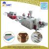 Plastik-Belüftung-Vinylmoderne Decken-Fliese-Eckbildenmaschinen-Extruder