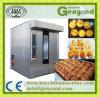 Horno industrial eléctrico de la hornada del pan de 64 bandejas