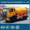 Тележка бетона смесителя JAC Jianghuai 6X4 10m3