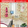 Papier peint imperméable à l'eau de Wallcovering de vinyle pour la salle de séjour