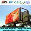 Abt P10 im Freien farbenreicher LED Bildschirm für das Bekanntmachen des Videos