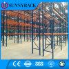 Racking industrial do armazenamento do metal do armazém seletivo