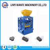 Macchina di formatura semiautomatica Qt4-24/blocco in calcestruzzo che fa macchina