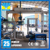 Máquina de moldear del ladrillo concreto automático hidráulico del cemento del curso de la vida de Longchina