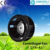 ventilatore termoresistente della centrifuga del cuscinetto a sfere delle pale del nylon di 133mm