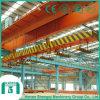 Della fabbrica 2016 del doppio della trave gru magnetica d'acciaio dell'elevatore lassù