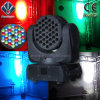 36PCS/3W Moving Head Beam LED Light