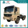 Sinotruk HOWO 380HP 6X6 모든 바퀴 드라이브 트랙터 트럭 Euro3