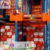 Cremalheiras resistentes aprovadas do armazenamento do Ce ajustável