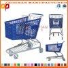 Gute Qualitätssupermarkt-PlastikEinkaufswagen (ZHT25)