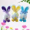 Decorazione astuta di Pasqua di disegno, figura del coniglio