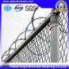 Flughafen-Gefängnis ElektroGalvanzied Eisen-Rasiermesser-Draht