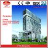 Pared de cortina de aluminio de la Muitl-Fachada de Singapur Oasia