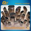 L'acier inoxydable TP304 standard d'ASTM a profilé la pipe