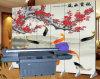 6 Ricoh Gh2220電話箱ガラス木製の陶磁器Ktのボードの石のプラスチックフィルムのためのヘッドデジタルの印字機が付いている1.5m*1.3m Ricoh Gh2220の紫外線平面プリンター