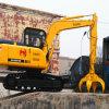Escavatore di assistenza tecnica
