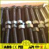 Boulons Hex du carbone de moignon à haute résistance d'acier et garnitures de pipe Nuts