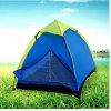 防風の防水テントをBackpacking 2人グループのキャンプのドーム